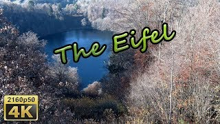 The Eifel, Prussian Siberia - Germany 4K Travel Channel