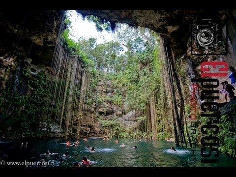 Mexico cancun, grand park royal tour, Ik kil sinkhole,Coco Bongo, Chichen Itza, maya, Isla Mujeres,