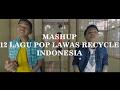 MASHUP 12 LAGU POP LAWAS INDONESIA (CAREYVIRGIAWAN ft. PANJI COVER)
