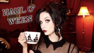 Haul O Ween! Gothic Home + Spooky Decor