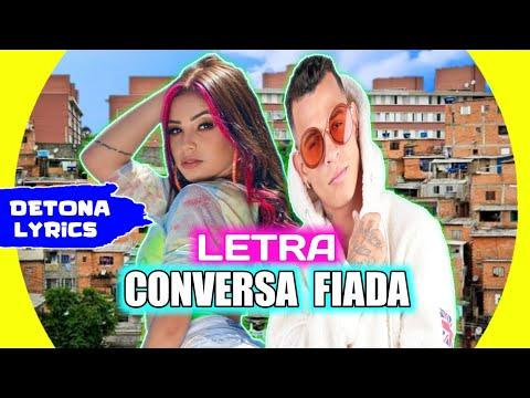 Dada Boladão e MC Henny - Conversa fiada (Letra Oficial)