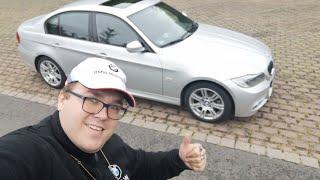 Bridgestone Blizzak LM005 225/45 R17 94V XL  bekommt King Alex BMW 320d X-Drive von Reifen Pudenz
