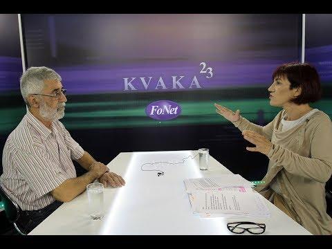 """O uticaju sporazuma Makedonije i Grčke na Srbiju u emisiji """"Kvaka 23"""""""