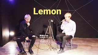 20200320_211458《米津玄師_#Lemon》#Unknown(언노운) 요네즈켄시#레몬 홍대 InDoor(#WinWinStudio) #SnowHorse