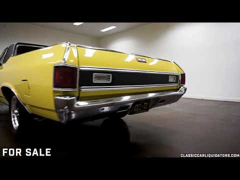 Video of '72 El Camino - M5TZ