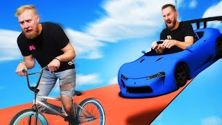 BMX Deathrun Challenge! | GTA5