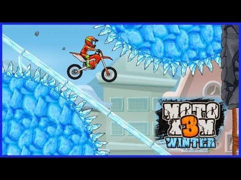 Moto X3M Bike Race Game New Update - Gameplay Android & iOS