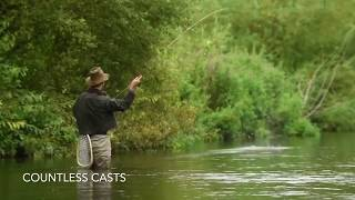 Looking back on the seasons, time spent on the Chalkstreams of England