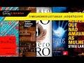 Top 5: melhores leituras do mês de agosto de 2015