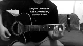 Shirtsleeves Chords by Ed Sheeran - chordsworld.com