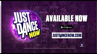 Picture of a game: Just Dance Now