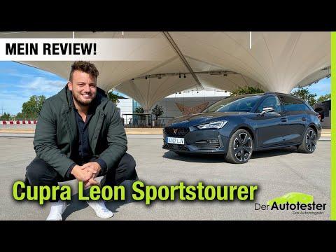 Cupra Leon Sportstourer (2021) im Test! 🤎 Fahrbericht | Review | Plug-in Hybrid | e-Hybrid | ST | R