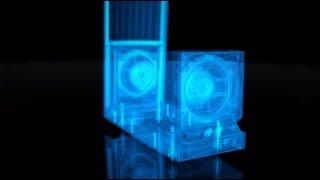 YouTube Video MDeMnlXu1JU for Product MartinLogan Neolith Electrostatic Hybrid Loudspeaker by Company MartinLogan in Industry Loudspeakers
