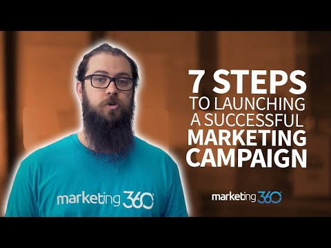 7 Key Steps to Planning and Launching a Successful Marketing Campaign