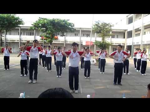 DÂN VŨ CHICKEN DANCE