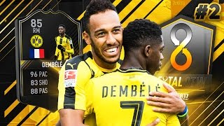 FIFA 17: F8TAL GERMANY OTW #02 🔥 OMG RONALDO!! 😱