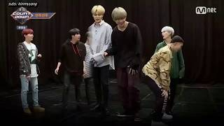 bts mnet countdown game eng sub - TH-Clip
