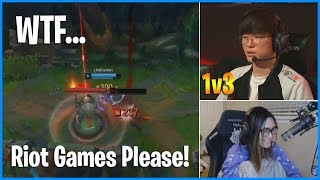 TheShy Canceled His Teleport in patch 9.16? Faker insane 1v3 outplays | LoL Daily Moments Ep 582