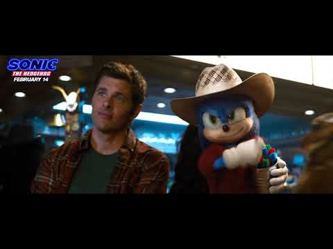 Sonic The Hedgehog (2020) -