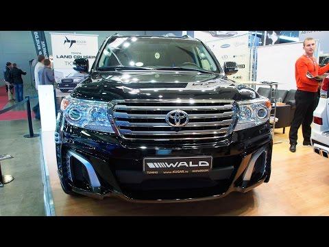 Toyota-Land-Cruiser-200-WALD-Tuning-Exterior-Walkaround