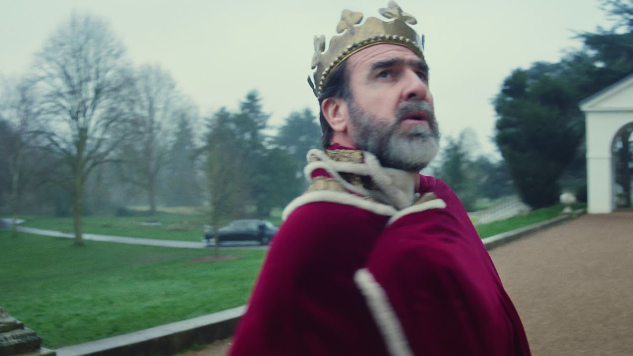 Eric Cantona stars in Liam Gallagher 'Once' Video & Acoustic Sessions EP New Release