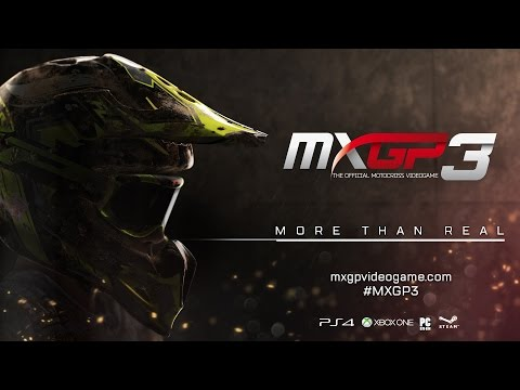 MXGP3, The Official Motocross Videogame_Announcement Trailer thumbnail