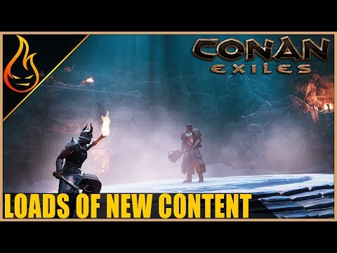 New Dungeon Armor And More Conan Exiles 2019 Test Live Patch Notes
