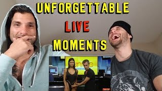 10 Unforgettable Moments Caught On Live TV! #11 [REACTION]