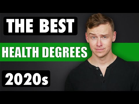 Top 10 Health Majors (Best Health Degrees)
