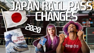 The Japan Rail Pass is Getting Even Better in 2020: Everything You Need to Know About the Upgrades!