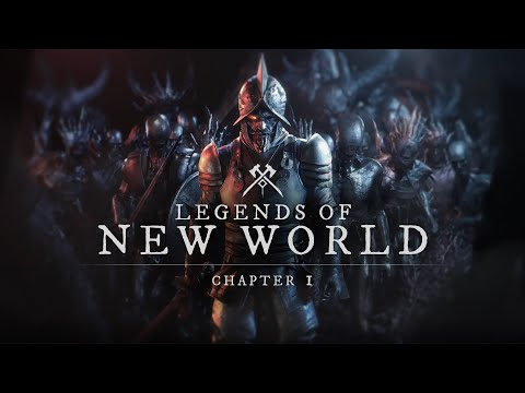 New World Drops A Teaser Video For An Upcoming Series Titled 'Legends Of New World'