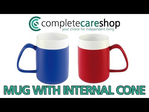 Thermo Safe Insulated Mug with Internal Cone