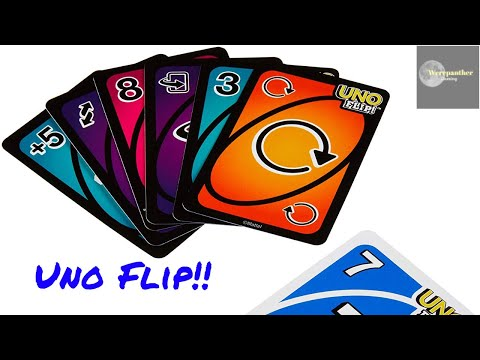 Uno Flip! Game Review