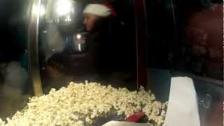 preview picture of video 'GO-PRO CASTELLO DI LIMATOLA MERCATINO DEL NATALE FULL HD'