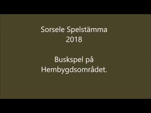 Sorsele hembygdsområde 2018