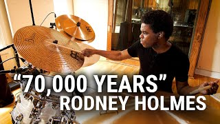 """Meinl Cymbals - Rodney Holmes - """"Seventy-Thousand Years (70,000 Years)"""""""