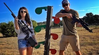 Man vs Wife Challenge Round 2