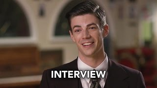 Interview : Grant Gustin