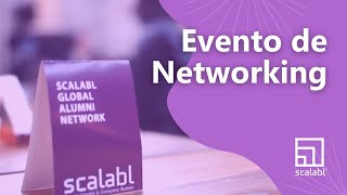 Evento de Networking de Scalabl