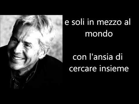 , title : 'Claudio Baglioni - La Vita E' Adesso Testo Lyrics'