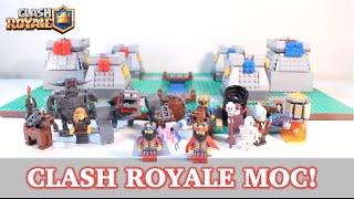 LEGO Clash Royale MOC! (Part 2)