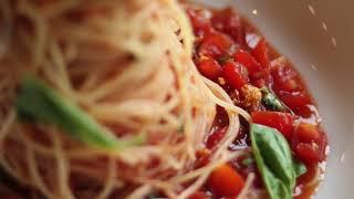 夏日最愛:義大利冷麵