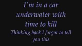 Car Underwater-Armor For Sleep [with lyrics]