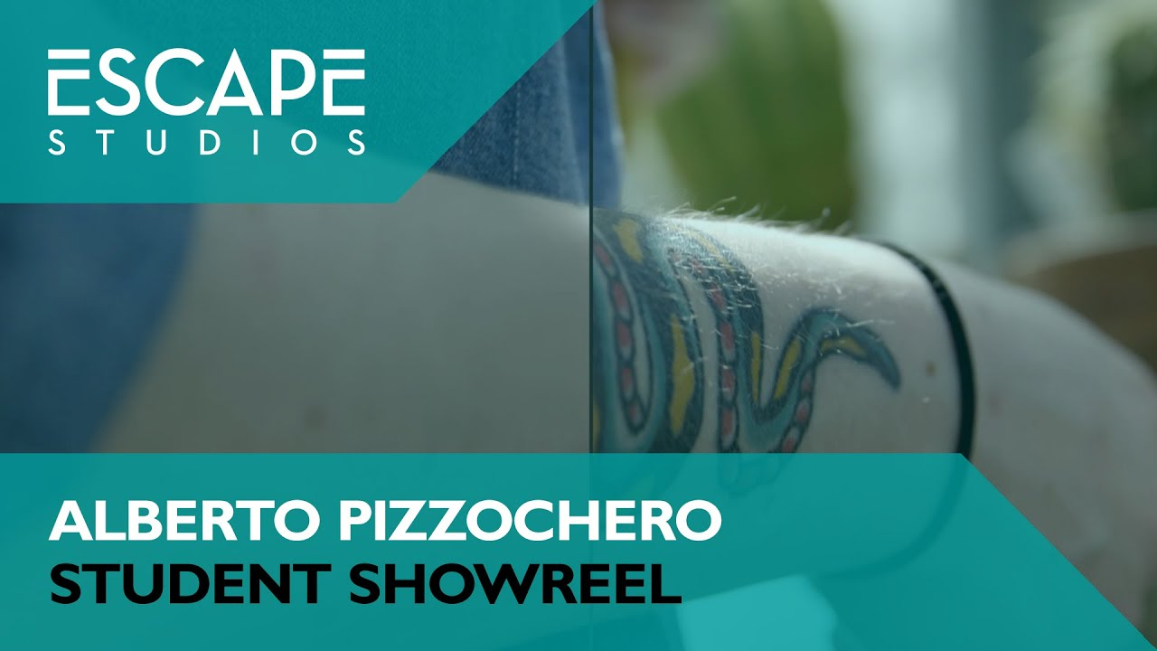 Escapee Showreel - Alberto Pizzocchero
