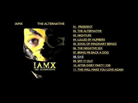 IAMX - After Every Party I Die+Lyrics - YouTube