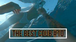 10 минут лучших приколов февраля  Best coub  Coub game & movie
