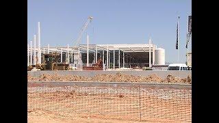 La terminal intermodal Puerto Centro del Puerto de Tarragona estará operativa en 2020