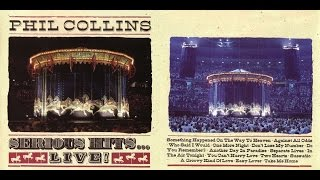 Phil Collins - Serious Hits... Live! (LP).