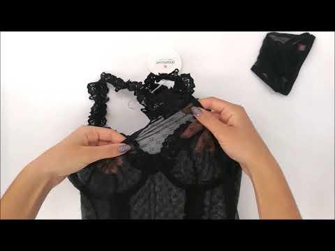 Košilka Piccorosa chemise - Obsessive