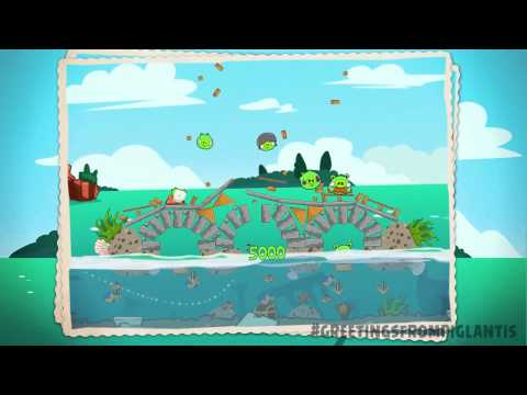 Vídeo do Angry Birds Seasons